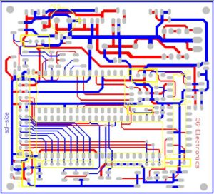 replicate-auto-diagnotis-pcb-board