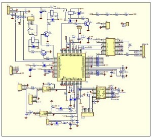 PCB Recreate of IGBT Inverter for Gerber file, BOM