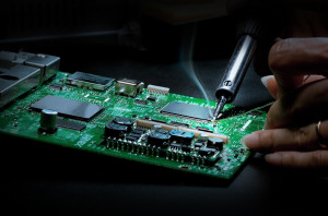 recover-pcb board wiring-schematic