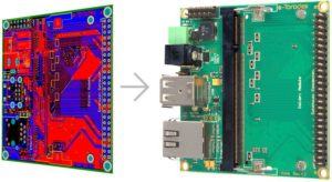 PCB Board Reverse Engineering Subsystem