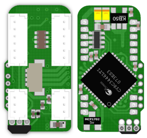 Partition Reverse Engineering Mixed Signal PCB Board